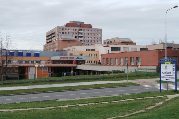 Elektroinstalace Ostrava nemocnice