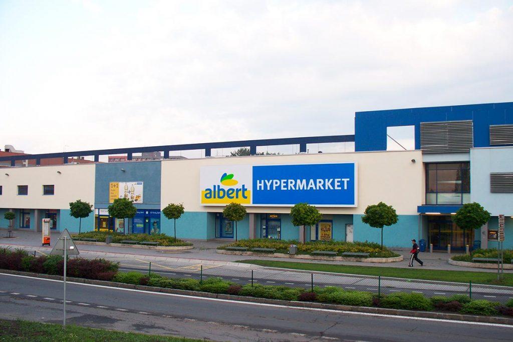 Elektroinstalace Ostrava albert2 1024x683