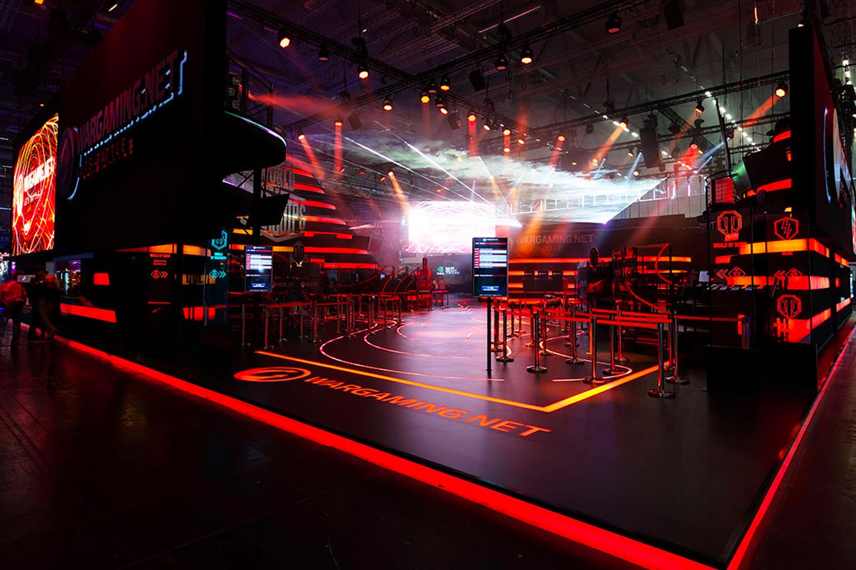 Elektroinstalace Ostrava gamescom